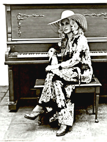 Country Music Singer Tammy Wynette