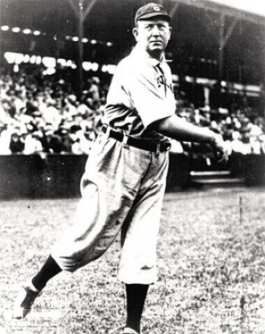 Baseball Great Cy Young